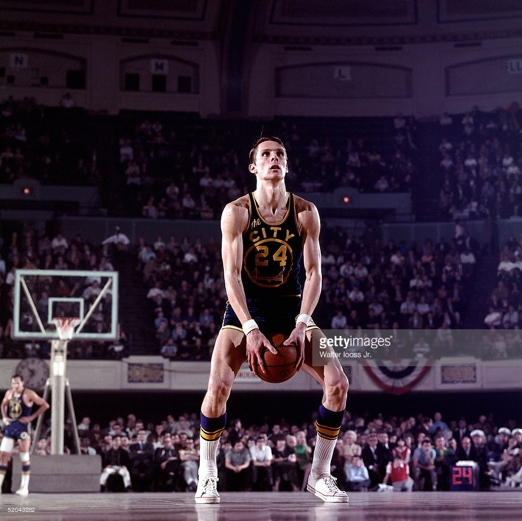 GOLDEN DAYS Interview 7: Rick Barry May Love Rick Barry, But He Loves Wilt More