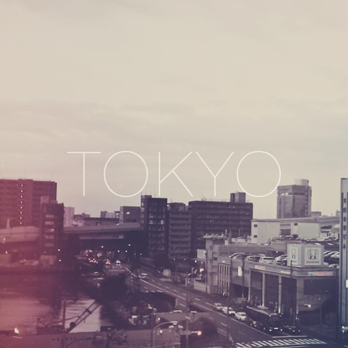 Designers MX - Tokyo Mixtape Cover