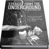 Straight from the Underground - My Review of John Doe BodyBuilding's Latest Book.