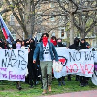 Antifa Bullies Richard Spencer into Darkness as Trump's Base Fractures
