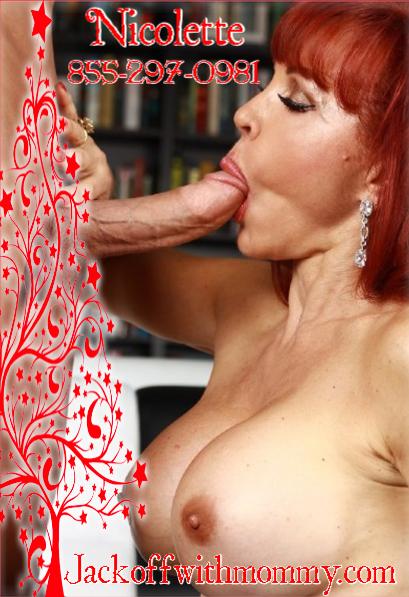 mommy sucking dick