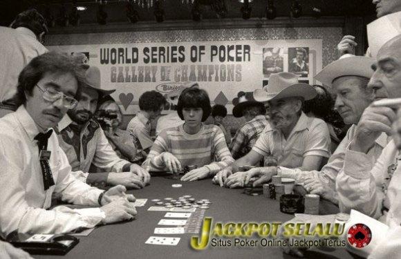 Asal Usul Adanya Permainan Poker