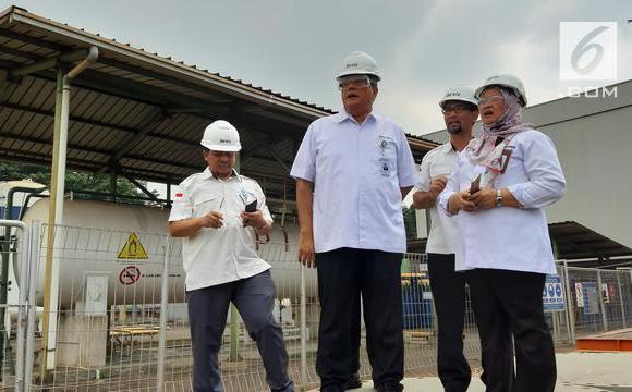 Mimpi Oksarlidady Arifin, Bawa Barata Indonesia Jadi Perusahaan Besar