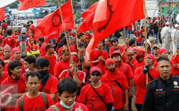 Ribuan Buruh Bakal Demo, Tolak Revisi UU Ketenagakerjaan