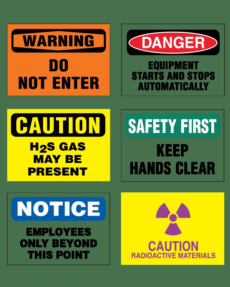 OSHA-SAFETY-SIGNS
