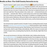 News about Jack Russell from Brooks on Beer