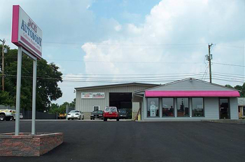 Columbus body shops