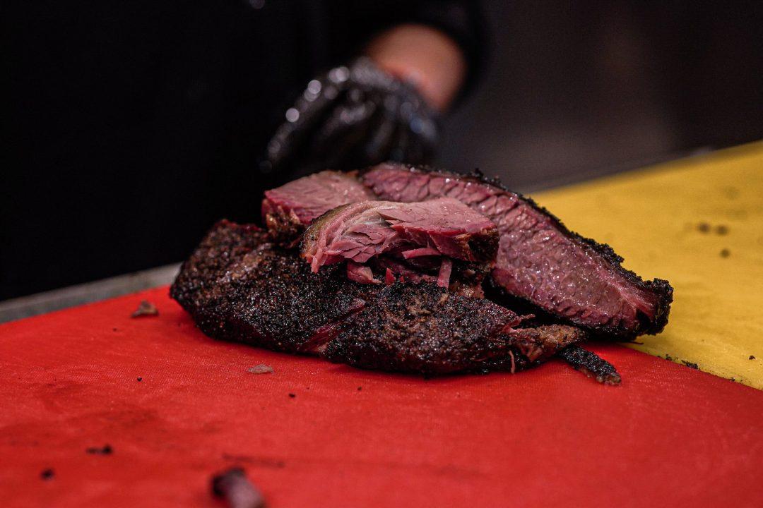Jack's BBQ Algona Brisket