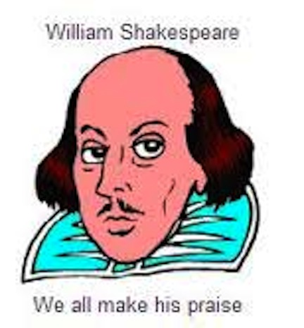 shakespeare anagram