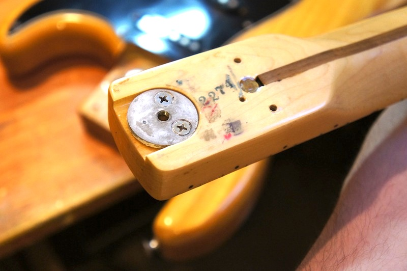 Fender Telecaster Neck Dimensions