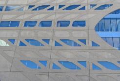 Nice window patterns.
