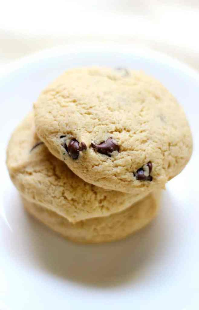 Classic-Gluten-Free-Chocolate-Chip-dairy free Cookies