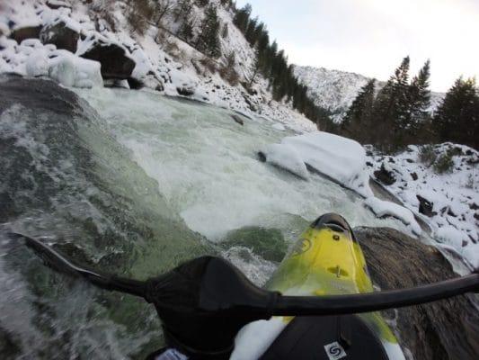 Whitewater Kayaking: A Four Season Sport