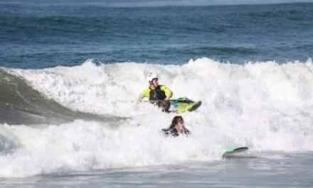 Southern California Kayak Surfing