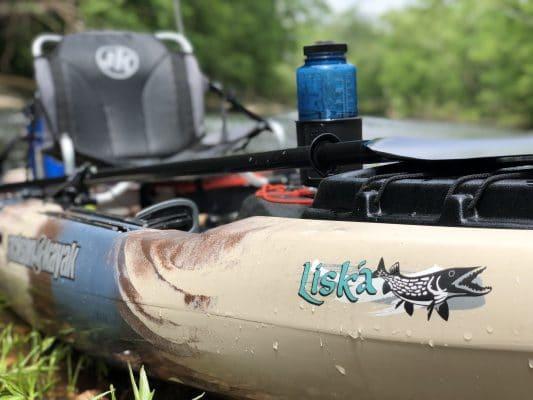 Liska Fishing Kayak Review