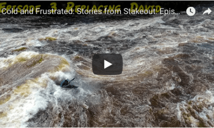 Cold and Frustrated: Stories from Stakeout episode 3 Replacing David.