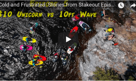 Cold and Frustrated: Stories from Stakeout ep 5: $10 Unicorn vs 10ft Wave [Season Finale]