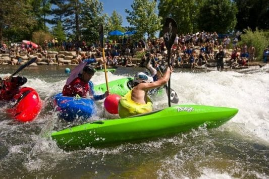 Kayaking and Concussions Part 1:  What is a concussion?