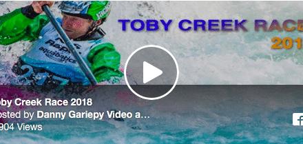 Toby Creek Race Video