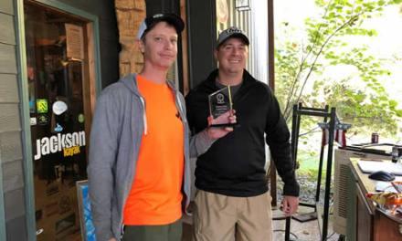 Winning the Alabama Kayak Fishing Classic Open Division