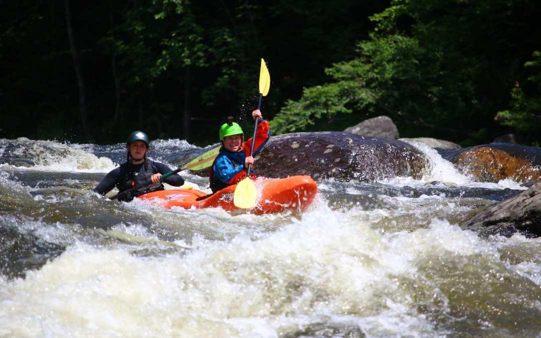 Sharing the Magic of Kayaking