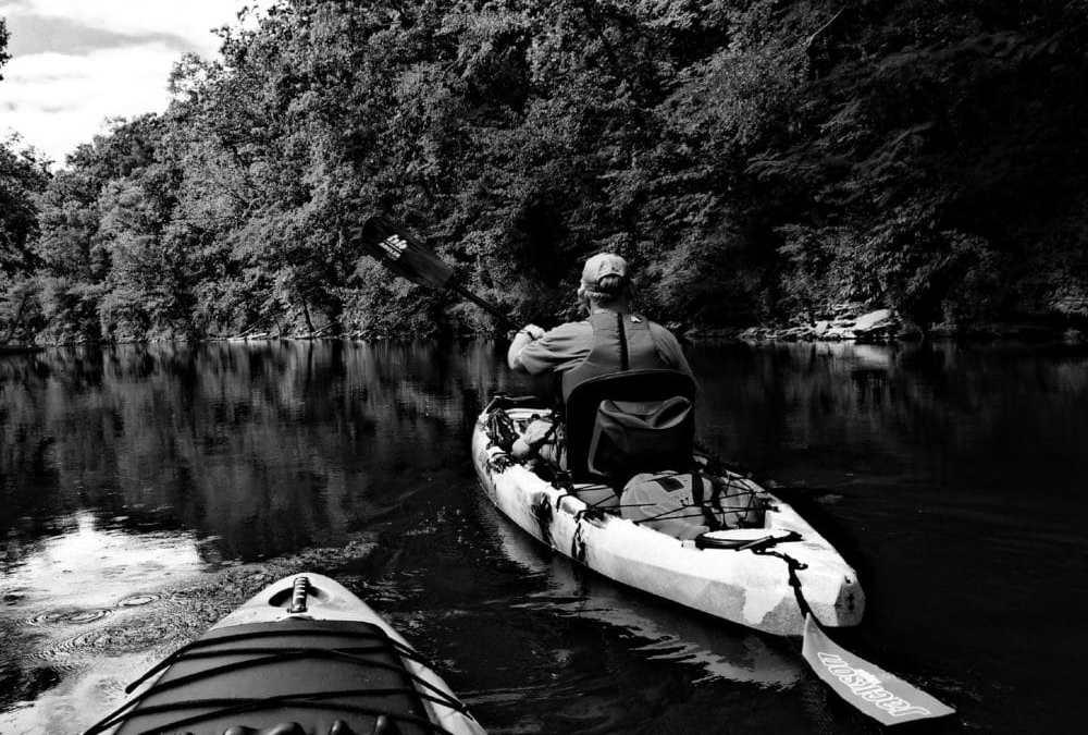 Mental and Physical Benefits of Kayaking