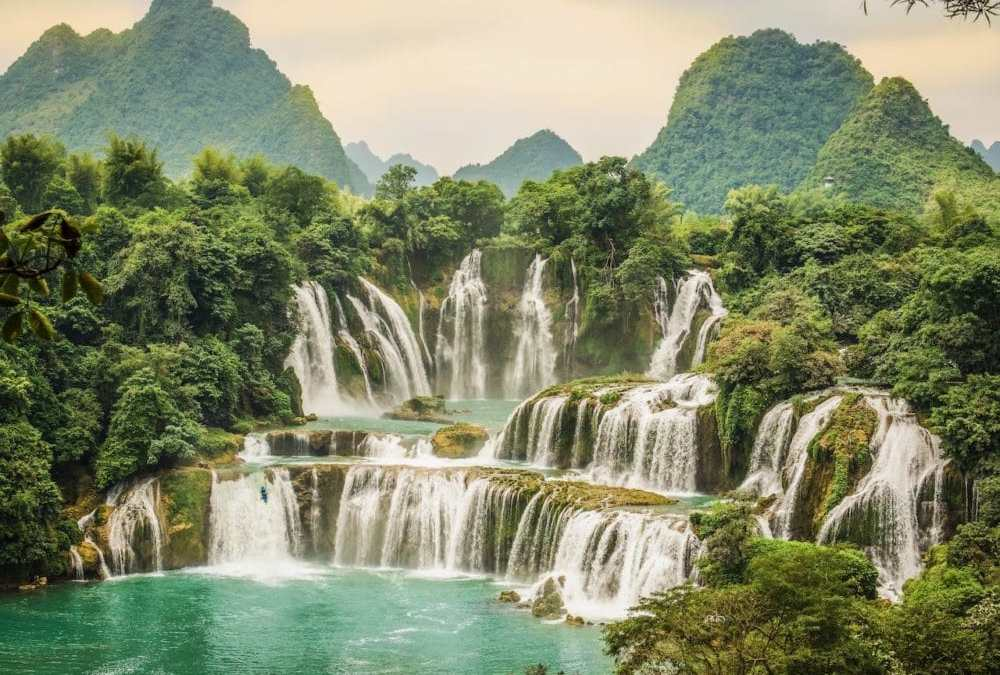 When Dreams come true | The Detian Waterfall Project: China