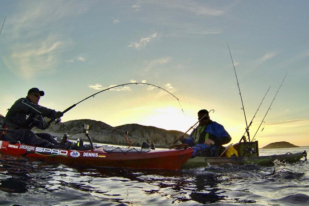 Starting Kayak Fishing