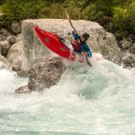 The paradise called Soca gorge