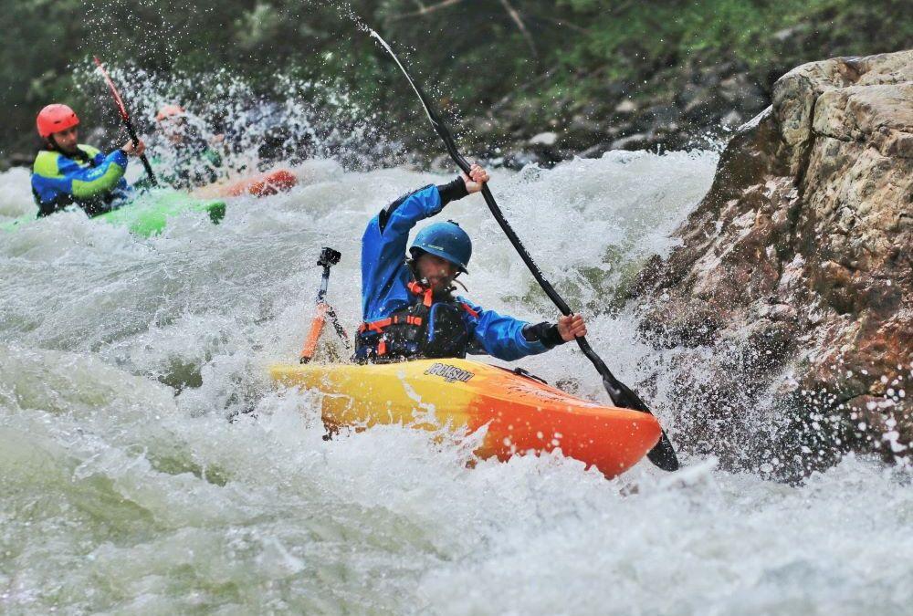 Whitewater Kayaking | Summer Creeking Report