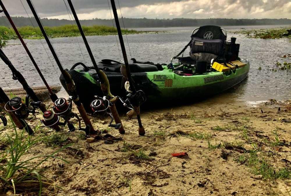 Kayak Fishing | Tips, Tricks, Hacks, DIY and Mods
