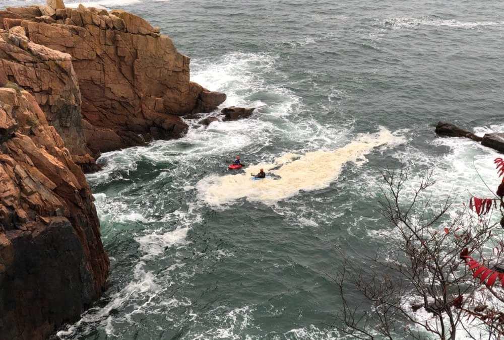 Small Craft Warning   Ocean Playboating