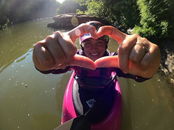 How to Find (More)  Balance = More Time in your Kayak!