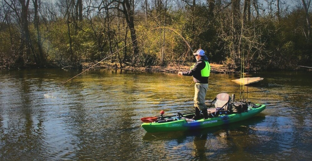 Why the Fly | Kayak Fishing