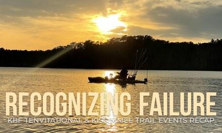 Recognizing Failure: KBF TENvitational & Kissimmee Trail Events Recap