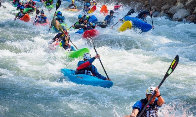 European Championship Extreme Kayaking