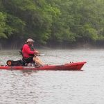 Fishing an Oxbow Lake