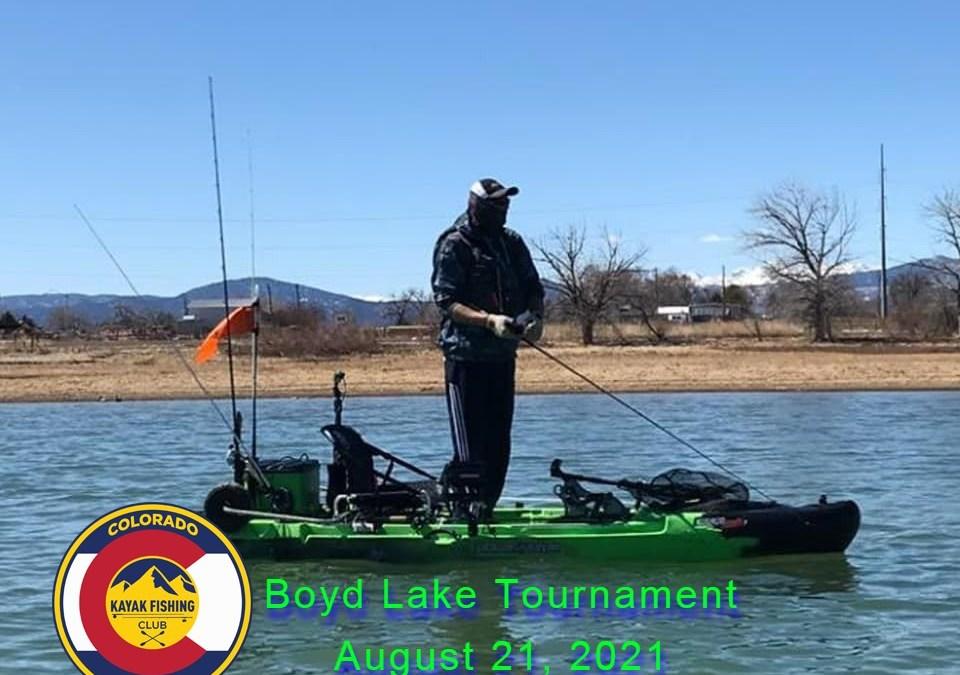 CKFC Tournament – Boyd Lake, CO