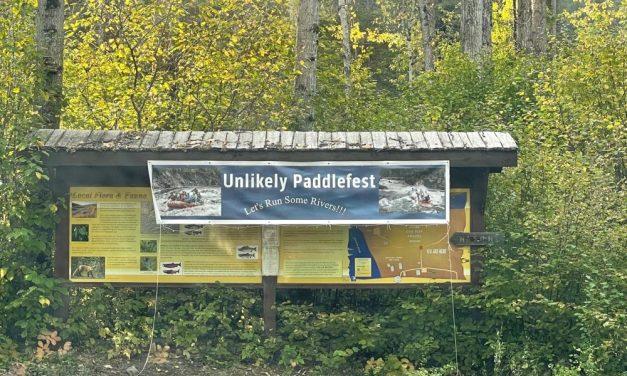 Unlikely Paddlefest