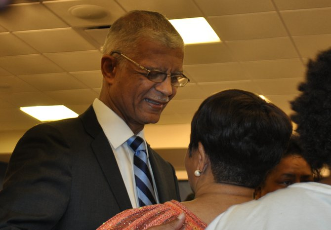 Chokwe Lumumba has won the Democratic Primary in Jackson. The general election is June 4, 2013.