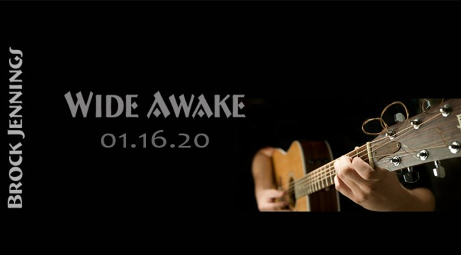 """Wide Awake"" Drops to Streaming Platforms"