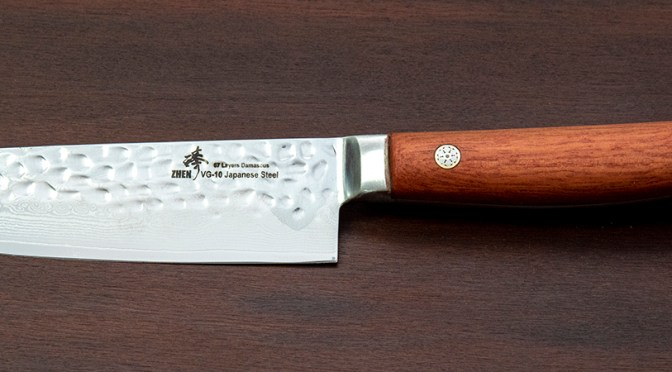 New JHT Kitchen Knife