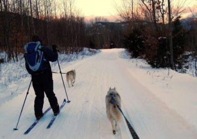 Bear Notch Ski Touring