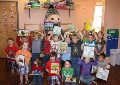Believe in Books Literacy Foundation