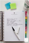 Simplified planner, goals, starbucks, Jackson Signature Photography