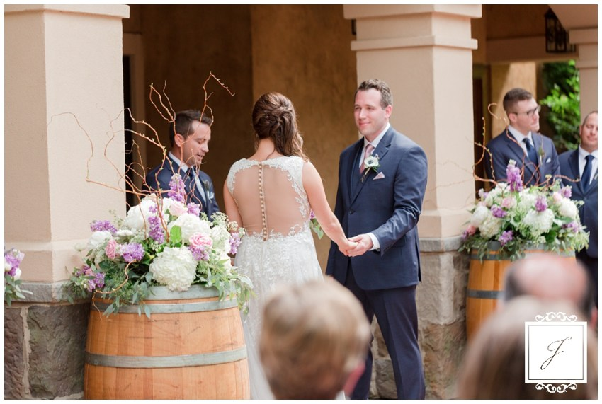 Navy Blue Pink Spring Gervasi Vineyard Canton Ohio Wedding_Jackson Signature Photography Pittsburgh Pennsylvania and Canton Ohio Wedding Photographer