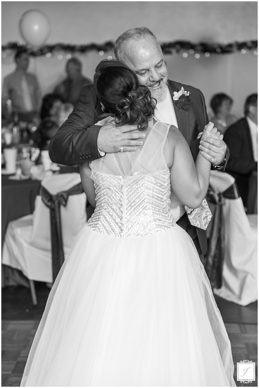 Emily and Nathan's Greensburg wedding by Pennsylvania Wedding and portrait Photographer Jackson Signature Photography.