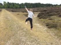 Jumping thru the Heath