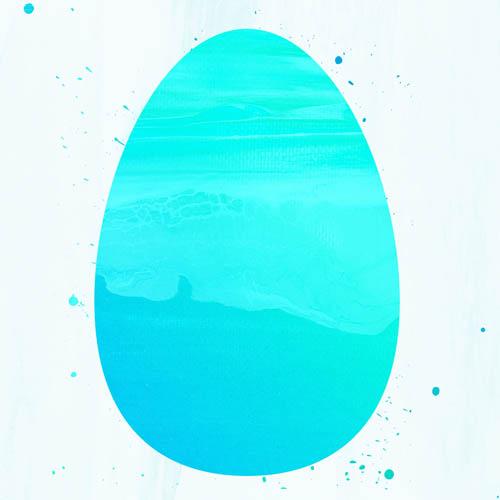 Jackson UMC Easter Egg Hunt Logo