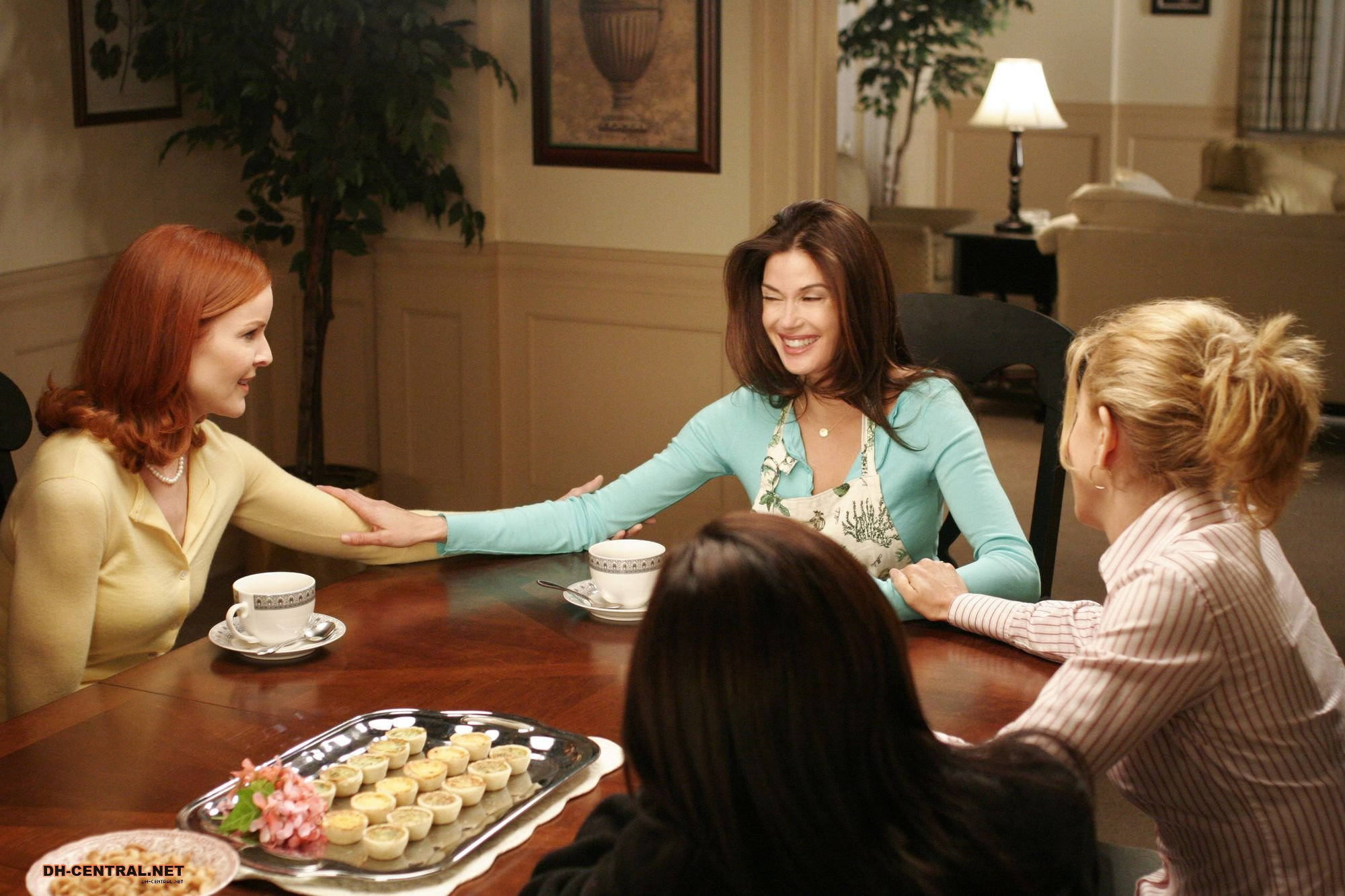 Have Dana delany desperate housewives share